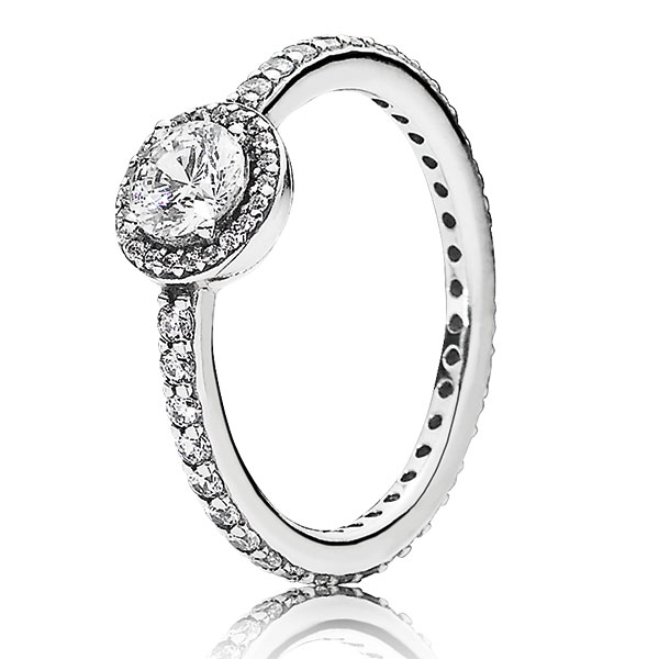 pandora diamond ring